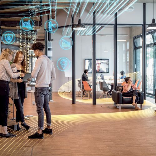 Smart Office: A Post-pandemic Evolution for Workspaces