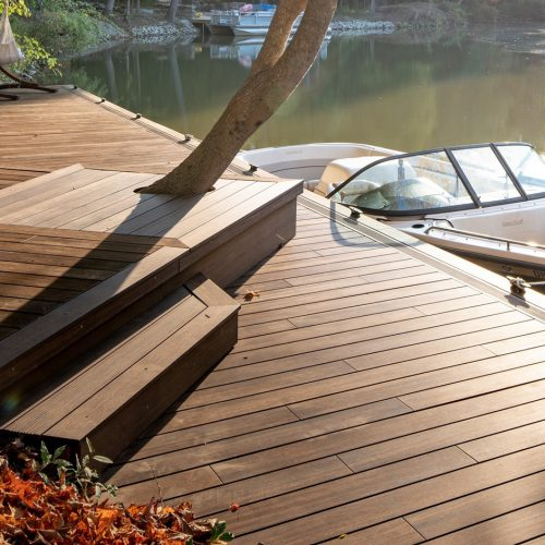 New Bamboo X-treme® Deck Boards Reduce Installation Time and Fitting for more Applications
