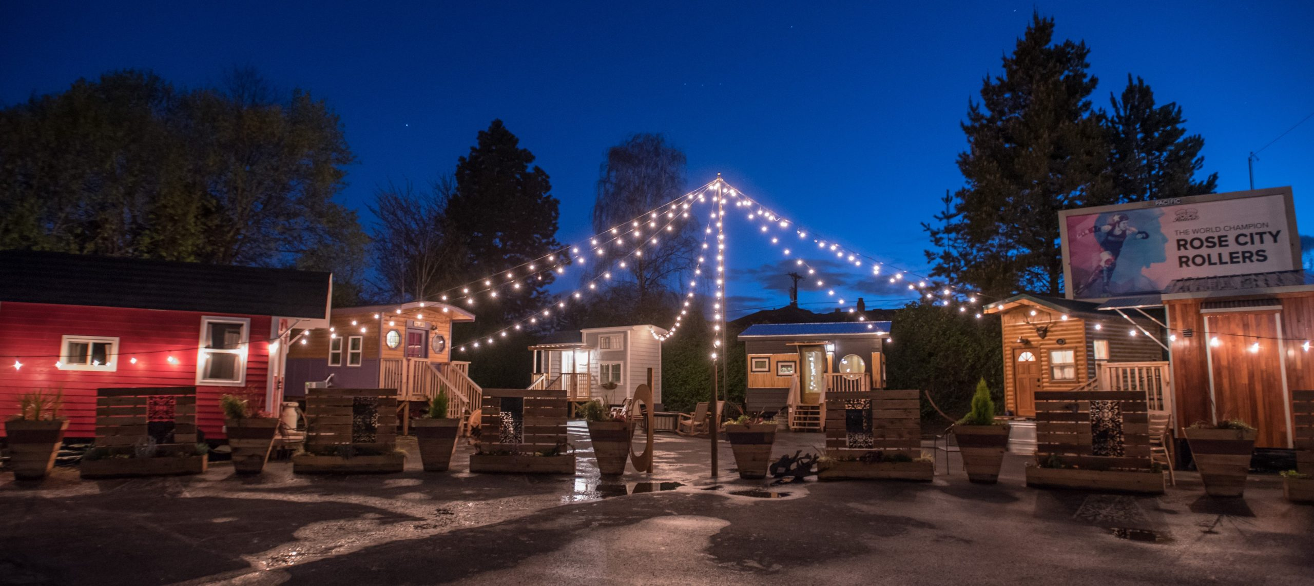 Q&A: A New Tiny House for the Tiny Digs Hotel in Portland