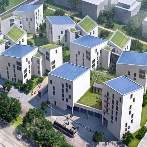 Future Living© Berlin, a Smart Housing Project with a Climate Neutral Agenda