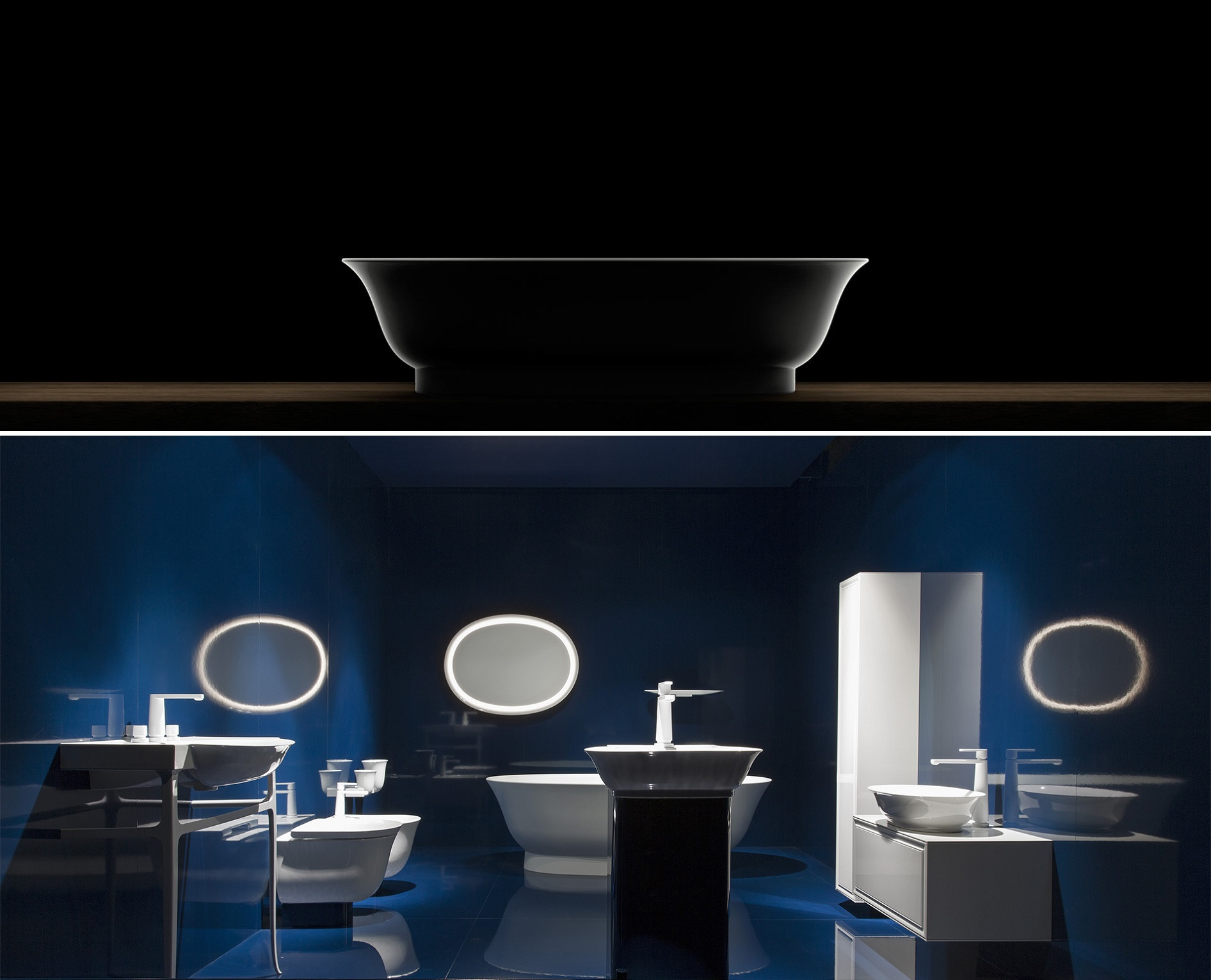 Laufen The New Classic collection by Marcel Wanders (2018)