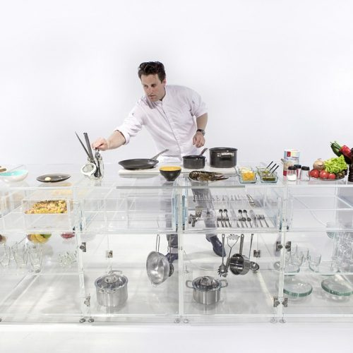 The Kitchen: All Things Glass