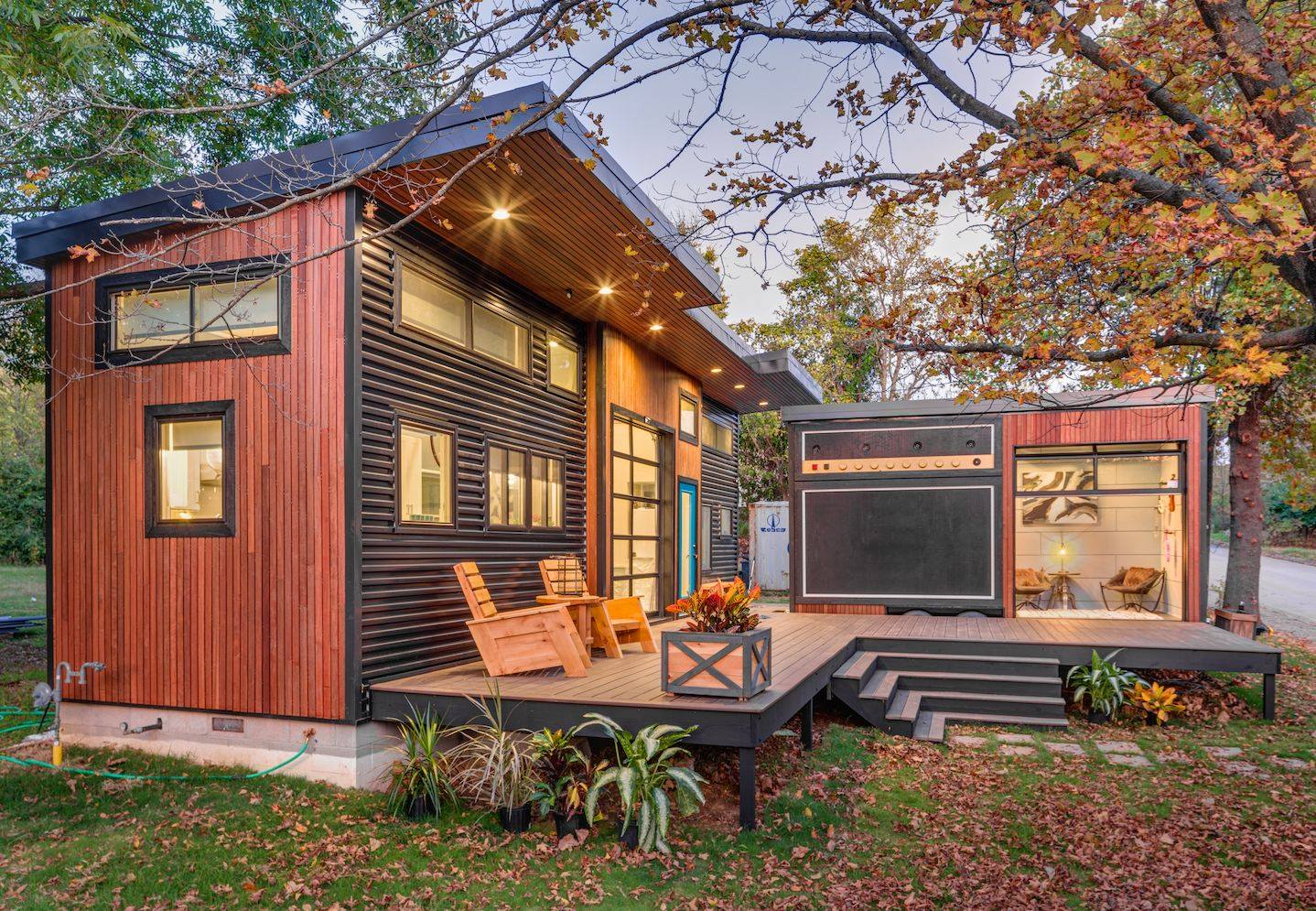VIVA Collectiv on Designing a Tiny Home