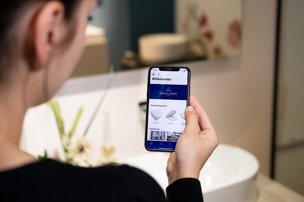 [SPONSORED ARTICLE] Product Information and Service for Professionals in One Digital Tool—The New Villeroy & Boch App