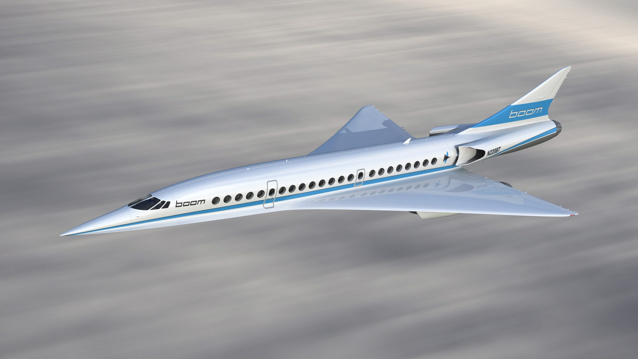The Next-gen Supersonic Planes