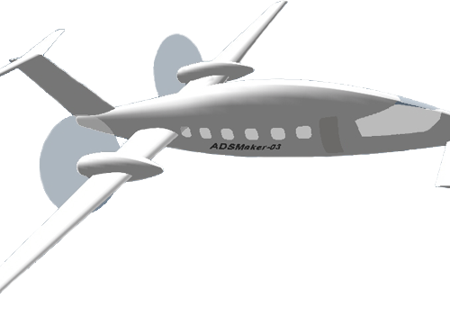 Aircraft Design Software for Marketing & 3D Printing