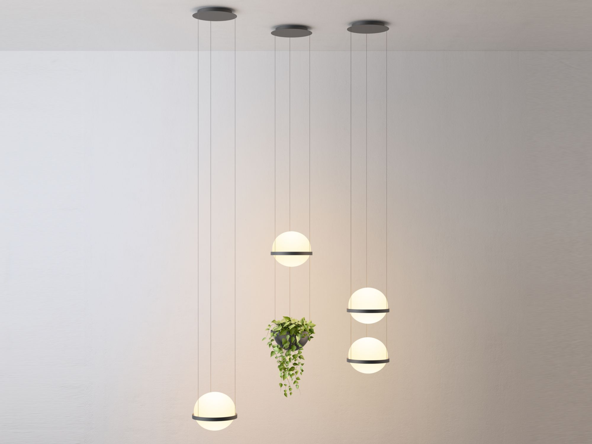 Pendant Lamps that Contribute to Positive Interiors