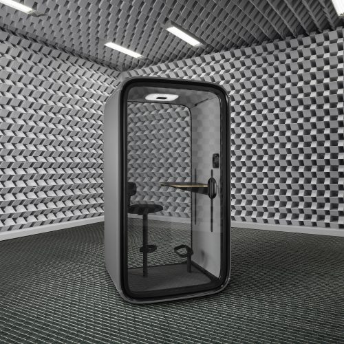 Framery Launches the First Fully Connected Acoustic Booth on the Market