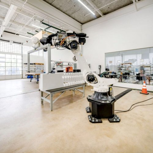 Q&A: Eventscape's New Creative Hub with KUKA Robot in Long Island City