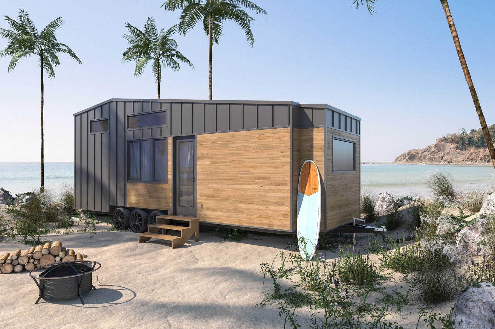 Tiny House Conference Worldwide Designs And Community Housing Solutions Archiexpo E Magazine