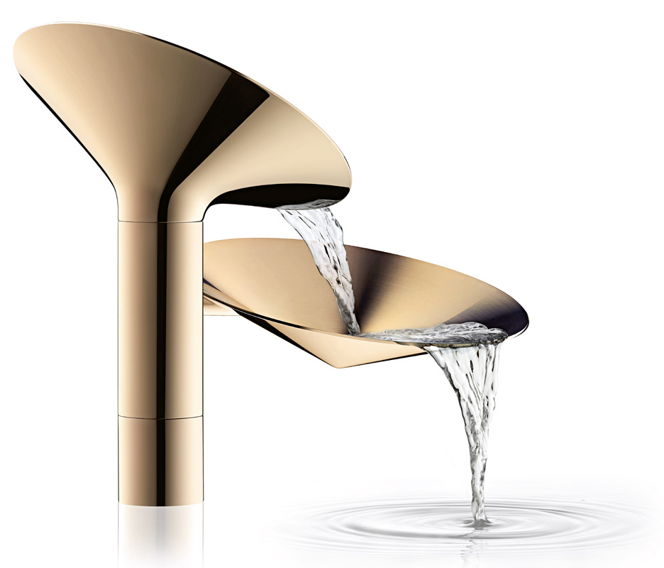 Let It Flow: Faucet Designs in Milano